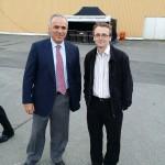 Kasparov og Kurt Magnus